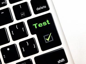 アプリケーション開発におけるテストについての紹介イメージ